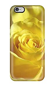 sandra hedges Stern's Shop Tpu Case Cover Compatible For Iphone 6 Plus/ Hot Case/ Yellow Flowers 2707363K43139420