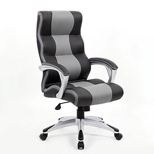 Soges Modern Executive Swivel Chair Leather Chair High Back Office Chair with BIFMA Certification Gaming Chair, CYE293