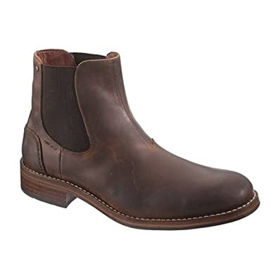 Amazon.com | Wolverine 1000 Mile Men's Montague 1000 Mile Chelsea Boots |  Chelsea