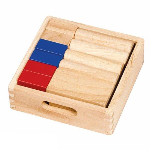 Guidecraft Mini Unit Blocks- Set 1 ()