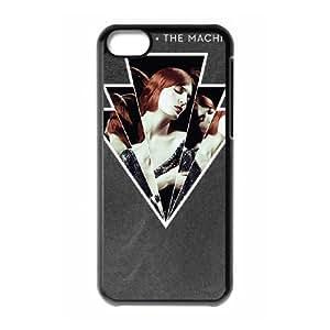 5c caso Florence The Machine funda iPhone G9C85X2UI funda 1X7242 negro