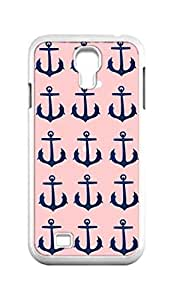 Aztec Dolphin Dolphins Wave Snap-on Hard Back Case Cover Shell for Samsung GALAXY S4 I9500 I9502 I9508 I959 -2415