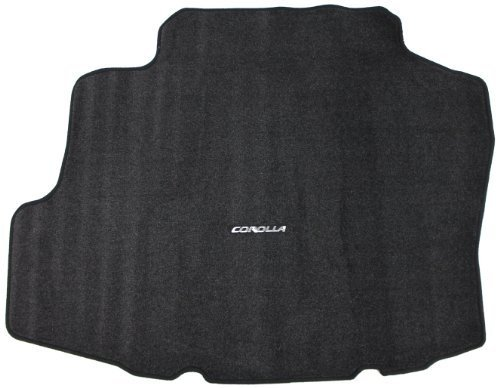 Genuine Toyota Accessories PT206-02094-12 Carpet Trunk Mat for Select Corolla Models by Toyota - 2011 Camry Trunk Mat