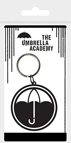 1art1 The Umbrella Academy Porte-Cl/és Icon 6 x 4 cm