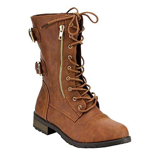 women s mango 71 faux leather military