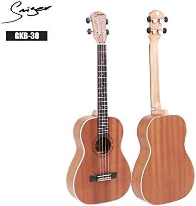 BZAHW 30 Pulgadas Ukelele Guitarra pequeña con su Palanca de ...