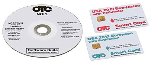 OTC 3421-147 Genisys 2013 Software Loyalty Kit (Software Genisys Otc)
