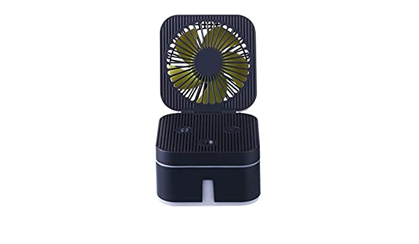 KEZIO Rubik Cube Fan Humidifier Office Purificación del Aire ...