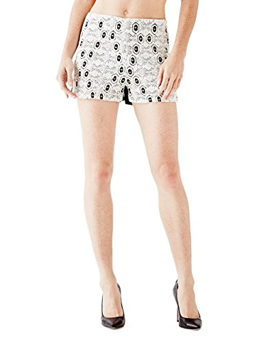GUESS-Embellished-Lace-Shorts
