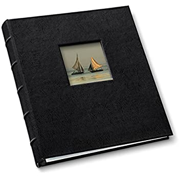 Amazon Com Gallery Leather Presentation Binder 1 25 Quot With
