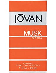 Jovan Musk for Men Cologne Spray by Jovan, 1 Fluid Ounce