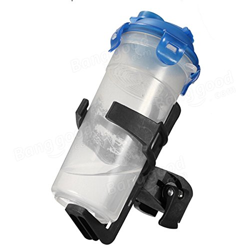 Bike Water Bottle Holder Clip Rack Bicycle Pitcher Cage Adjustable ( Red ) by Freelance Shop SportingGoods (Image #3)