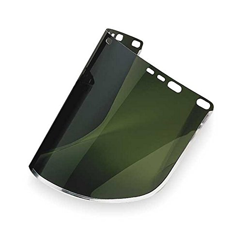 KIM CLARK 29053 Kimberly Clark Faceshield Visors Green 8 x 15.5