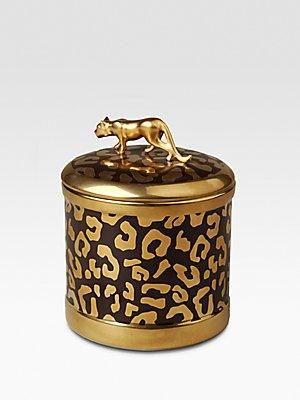 L'Objet - Leopard Candle