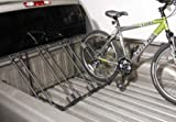 Advantage SportsRack BedRack Truck 4 Bike Rack with 10 ft Cable Lock