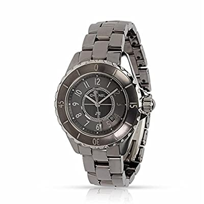 Chanel J12 H2978 Women's Watch in Titanium (Certified Pre-Owned) from Chanel
