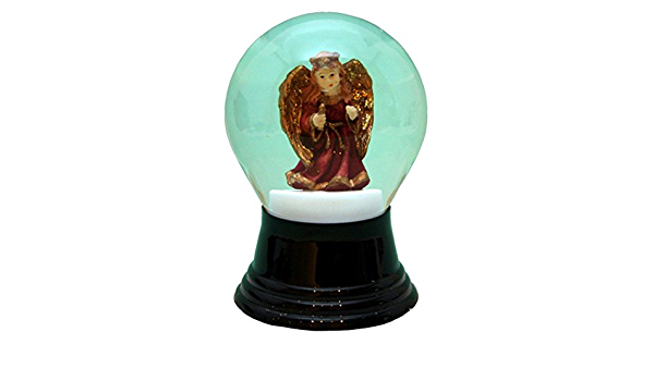 Perzy 5 In Angel Snow Globe Home Kitchen
