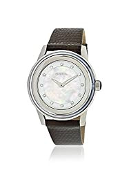 Breil Women's Orchestra Orchestra Black/Mother of Pearl Light Leather Jp