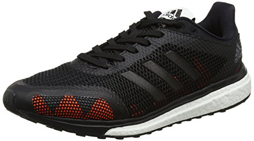 Core Grey 2 de Chaussures Response EU 3 44 Solar Homme Noir Noir Orange Running Four F17 adidas Black wUAq6P6