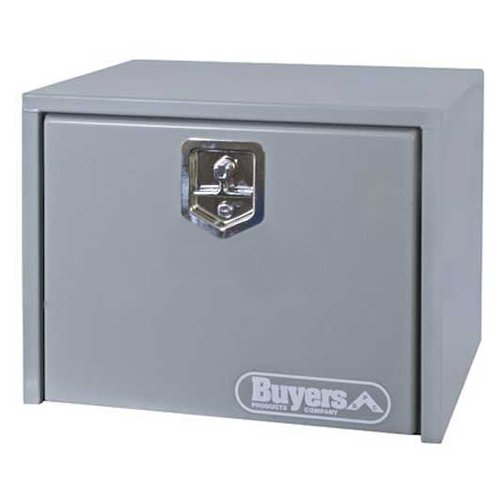 Buyers Products 1702900 Toolbox (18X18X24, SST T-HDL, Primed Powder) by Buyers Products