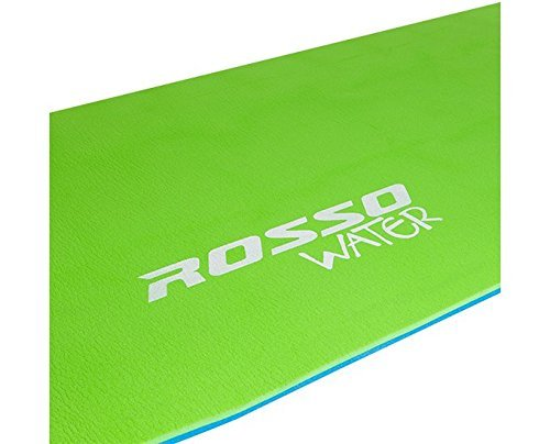 Rosso Water Floating Fortress - 18ft Floating Lake Water Pad Foam Mat For Boating, Lake, Ocean with Non-absorbent Tear Stop Technology by Rosso Water (Image #7)