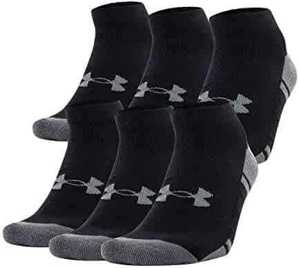Under Armour Youth Resistor 3.0 Low Cut Socks, 6-Pairs