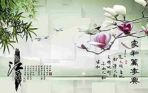 Print.ElMosekar Acrylic Wallpaper270 centimeters x 310 centimeters , 2725617050955