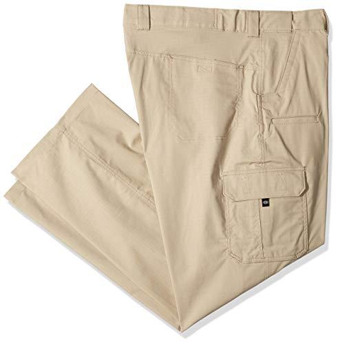 Dickies Men's Tactical Ripstop Cargo Pant, Desert Sand, 36 - Ripstop Pants
