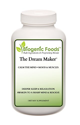 Dream Maker - P.M. Formula for Mood, Stress & Sleep, 60 Veggie Caps