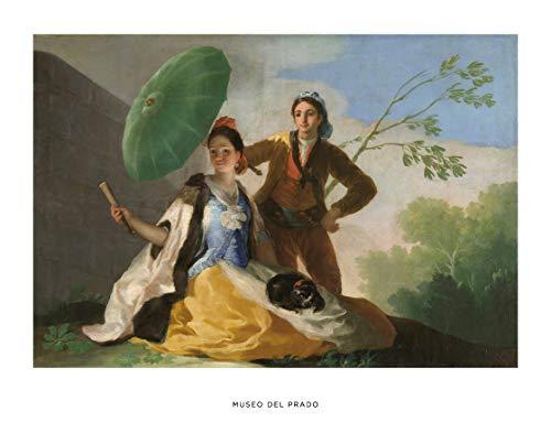 Lamina del Museo del Prado El quitasol-G