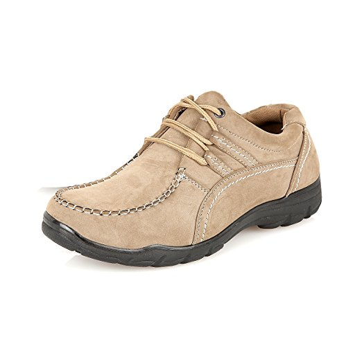 On Brand Private barca Scarpe Beige da Slip uomo F0wH0q