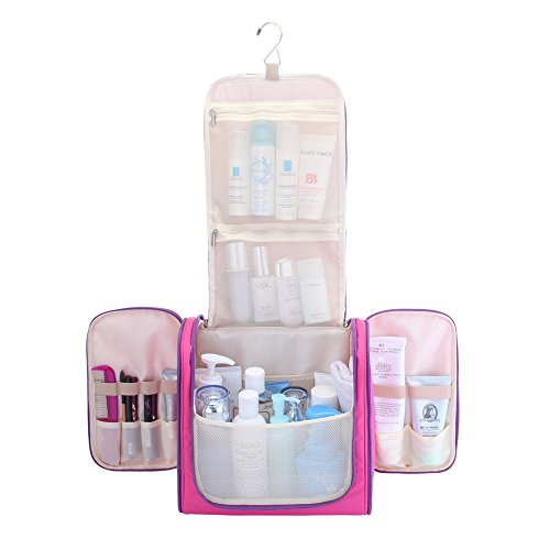 MelodySusie Hanging Toiletry Bag / Travel Bag - A Great