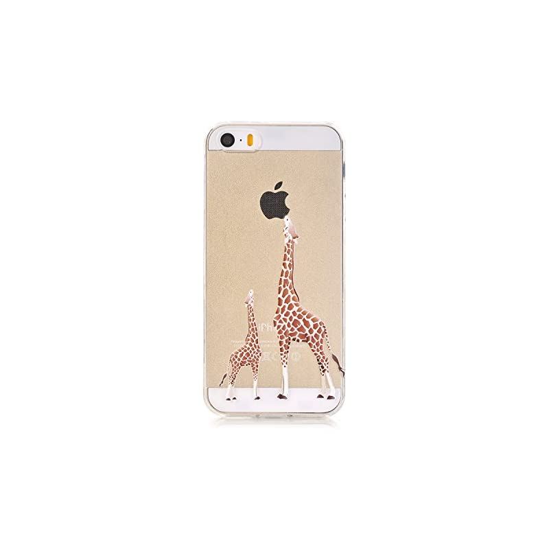 iPhone SE Case,iPhone 5/5S Case, LUOLNH
