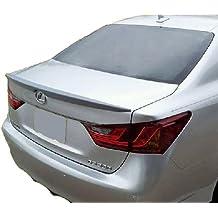 Lexus GS 350 / GS 450 (J STYLE) Factory Style Spoiler-Starfire Pearl Paint code: 077
