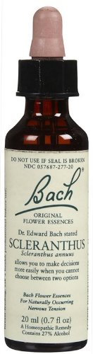 Nelson Bach USA - Scleranthus, 20 Milliliter liquid