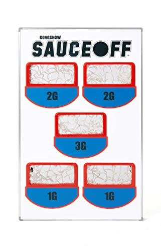 GONGSHOW SauceOFF Backyard Hockey Game and Training Set by GONGSHOW (Image #2)