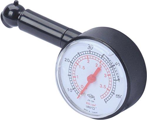 Herbert Richter 12510201 Tire Pressure Gauge