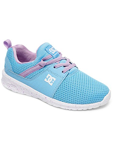 DC Shoes Heathrow SE - Shoes - Chaussures - Fille - US 4 / UK 3 / EU 35 - Bleu