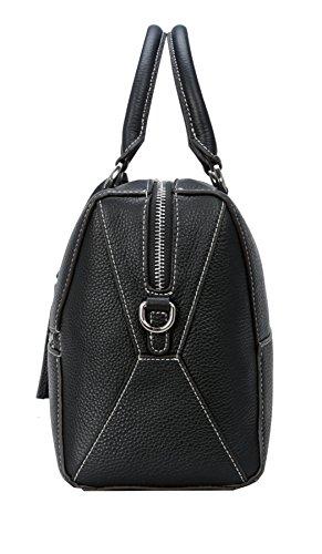 Crossbody Tote Bags Bag Black Leather Designer Purses Ladies Bag Top Womens Bag Handbags Handle Shoulder Heshe gqYOxX6g