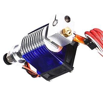 Amazon.com: Impresora 3D - Impresora 3D e3d V6 12 V Remoto ...