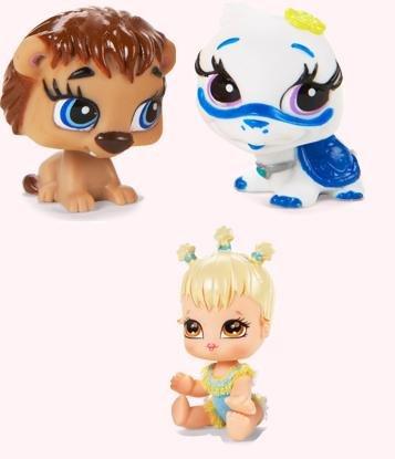 Bratz Lil' Angels Precious Lil' Bundles of Joy Numbered Collector Series