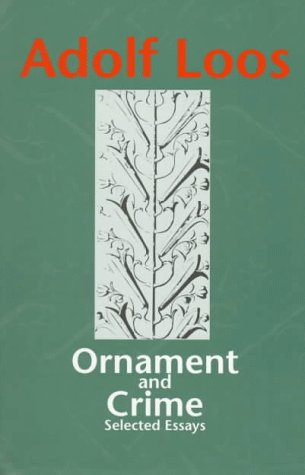 Ornament Crime Selected Literature Translation product image