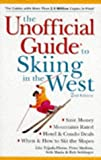 img - for The Unofficial Guide to Skiing in the West book / textbook / text book