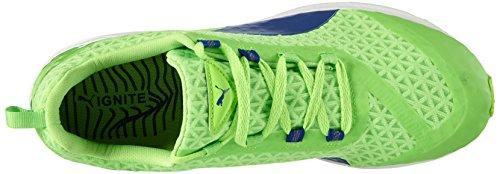 Puma Ignite XT Filtered, Scarpe da Corsa Uomo Verde (Grün (Green Gecko-surf The Web 02))