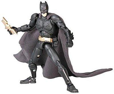 (Takara Microman MA-18 Batman Begins Batman Action Figure by Takara Tomy)