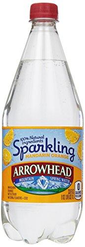 Arrowhead Sparkling Mountain Mandarin 33 8 Ounce product image