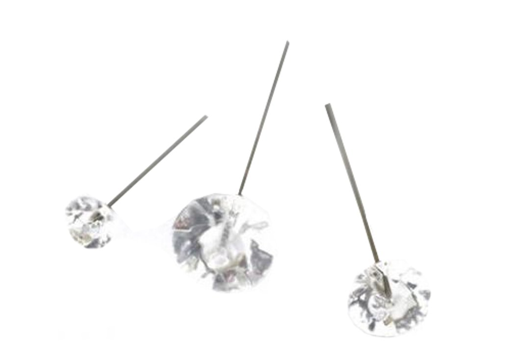 Decorativo Diamante pines 1,5 pulgadas, 100 unidades) Miss Bo Peep