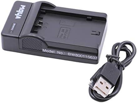 vhbw Cargador batería USB Micro para Sony Alpha 9, Alpha A7R III ...