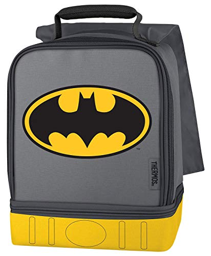 Thermos Dual Compartment Lunch Kit, Batman -
