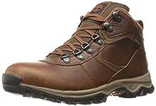 Timberland Men's Mt. Maddsen Mid Leather Wp Ankle Boot, medium brown full grain, 10 Medium US